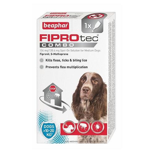 Fiprotec Combo Flea & Tick Medium Dog x 1