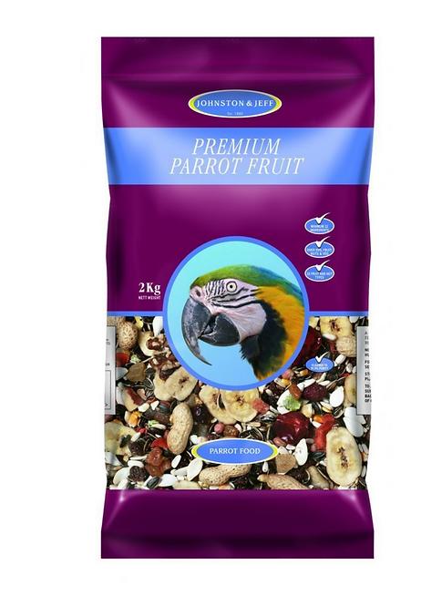 Johnston & Jeff Premium Parrot 2kg