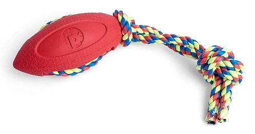 Petface Toyz Rugby Ball Tugger