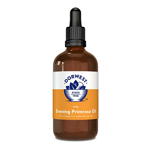 Dorwest Evening Primrose Oil for Dogs & Cats 100ml