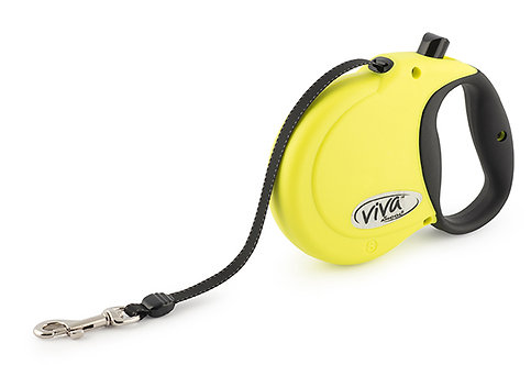 Ancol Viva Retractable Tape Lead 5m Small