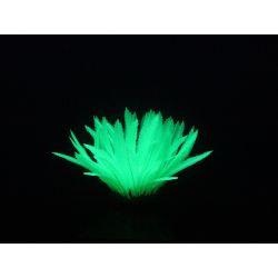 Aquarium Lumo Green Fern Plant 12.5cm