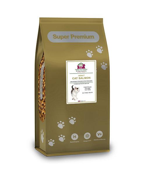 Super Premium Adult Cat Food Salmon 15kg