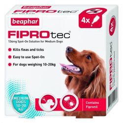 Beaphar Fiprotec Medium Dog Flea Treatment