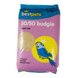 Bestpets 50/50 Budgie 20kg