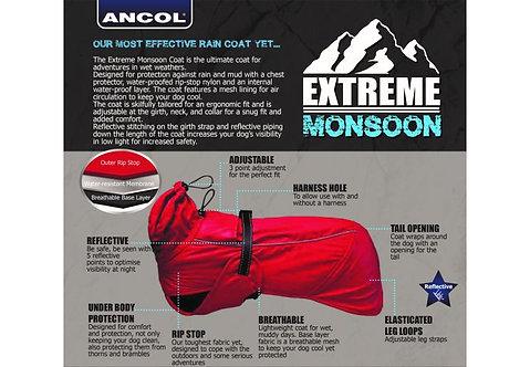 Ancol Extreme Monsoon Dog Coat