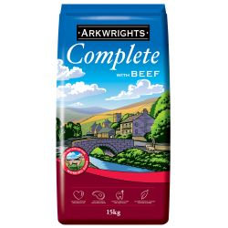 Arkwrights Dry Dog Food Beef