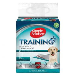 Simple Solution Puppy Training Pads 56pads