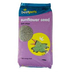 Bestpets Striped Sunflower Seed 15kg