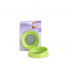 Oral Health Cat Bowl Green 16cm