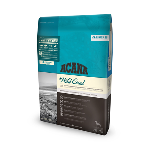Acana Wild Coast Dog Food 6kg