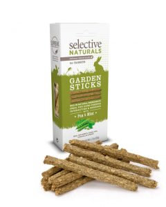 Selective Naturals Garden Sticks 80g x 4