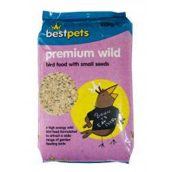 Bestpets Premium Wild Bird Seed 20kg