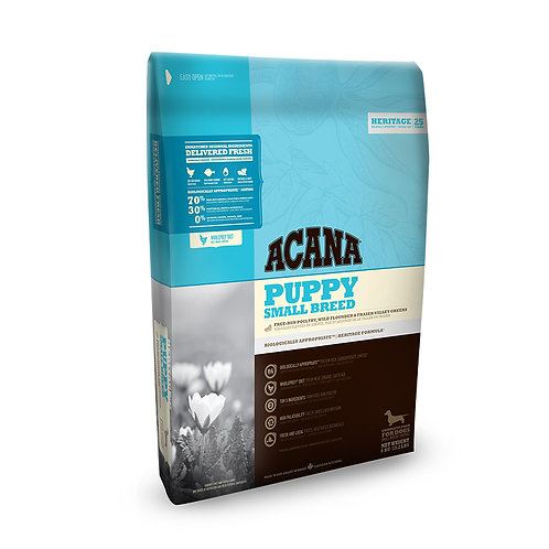Acana Small Breed Puppy Food 2kg