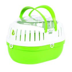 Small Animal Carrier Green 26cm