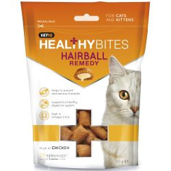 VETIQ Hairball Remedy Cat Treats 65g