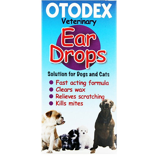 Otodex Ear Cleaner for Dogs and Cats