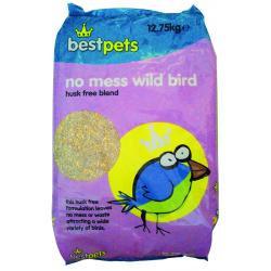 Bestpets No Mess Wild Bird Seed 12.75kg
