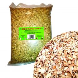 Beechwood Chips M 10L