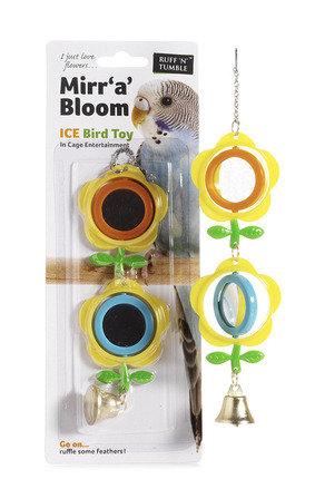 Mirr A Bloom Bird Toy
