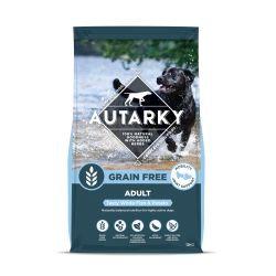 Autarky Adult Dog Food Tasty White Fish