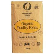 Allen & Page Organic Layers Pellets 20kg