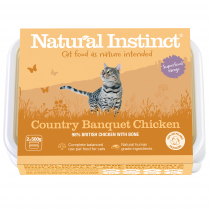 Natural Instinct Country Banquet Chicken