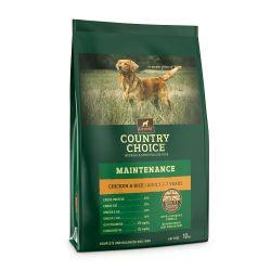 Gelert Country Choice Maintenance Chicken & Rice 12kg