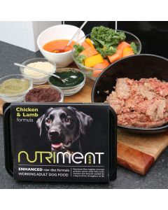 Nutriment Chicken & Lamb Formula