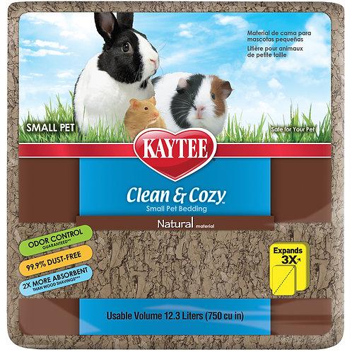 Kaytee Clean & Cosy Natural 12.3L