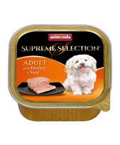 Animonda Foils Adult Dog Supreme Selection Poultry & Veal