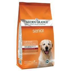 Arden Grange Dog Food Senior Chicken & Rice