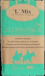 Allen & Page L Mix 20kg