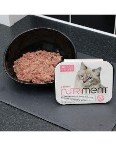 Nutriment Dinner For Cats Salmon 200g