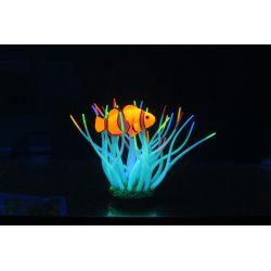 Aquarium Lumo Anemone & Fish 11cm