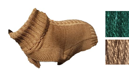 Canine & Co - The Snoopy Cableknit Dog Jumper