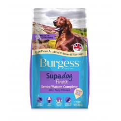 Burgess Supadog Mature Dog Food