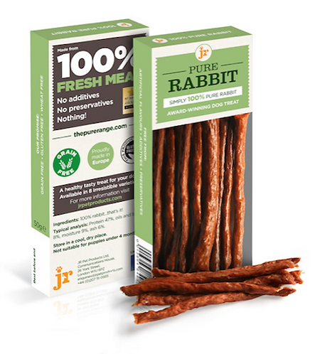 Pure Rabbit Treats 50g