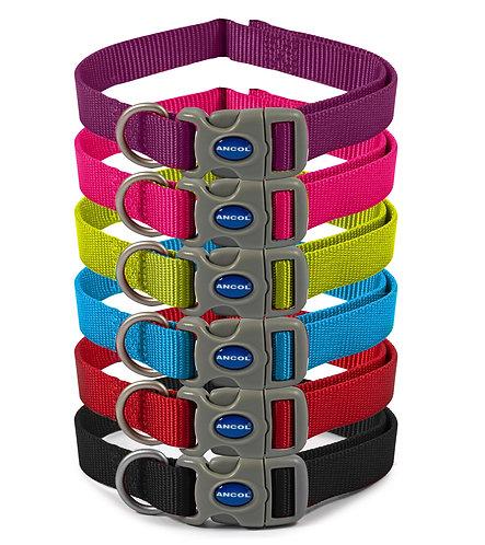 Ancol Viva Adjustable Dog Collar