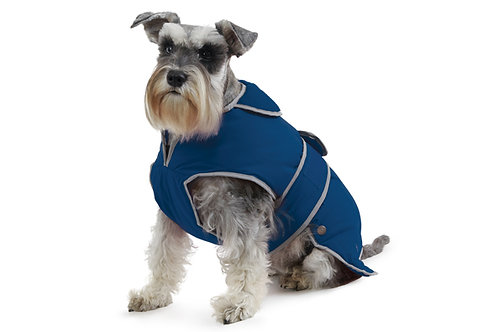 Ancol Stormguard Dog Coat Navy