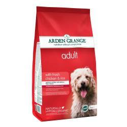 Arden Grange Dog Food Adult Chicken & Rice