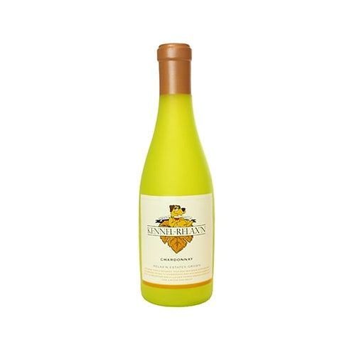 Silly Squeaker Wine Bottle Kennel Relaxing
