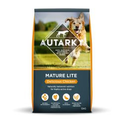 Autarky Mature/Lite Dog Food Delicious Chicken
