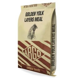 Argo Golden Yolk Layers Meal 20kg