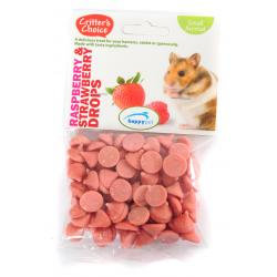 Critters Choice Strawberry Drop 75g