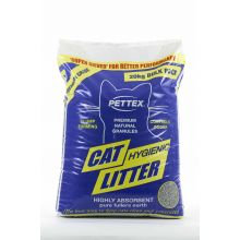 Pettex Fullers Earth Clumping Cat Litter 20kg