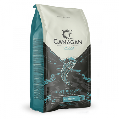 CANAGAN SCOTTISH SALMON DOG FOOD 6KG
