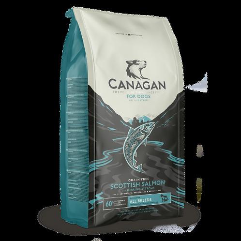 Canagan Scottish Salmon Dog Food  12kg