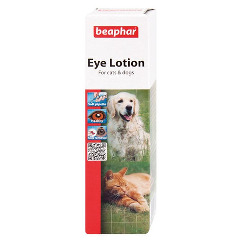 Beaphar Eye Lotion Dogs and Cats