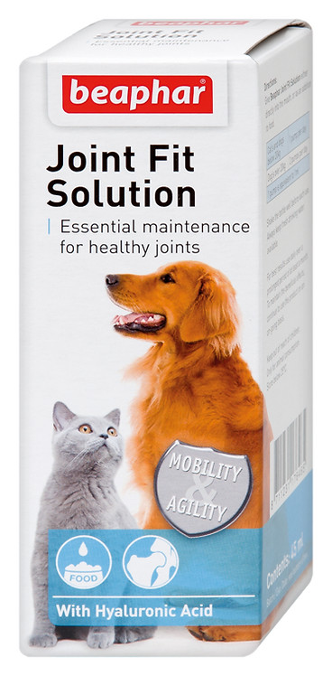 Beaphar Joint Fit Solution for Dogs & Cats 45ml